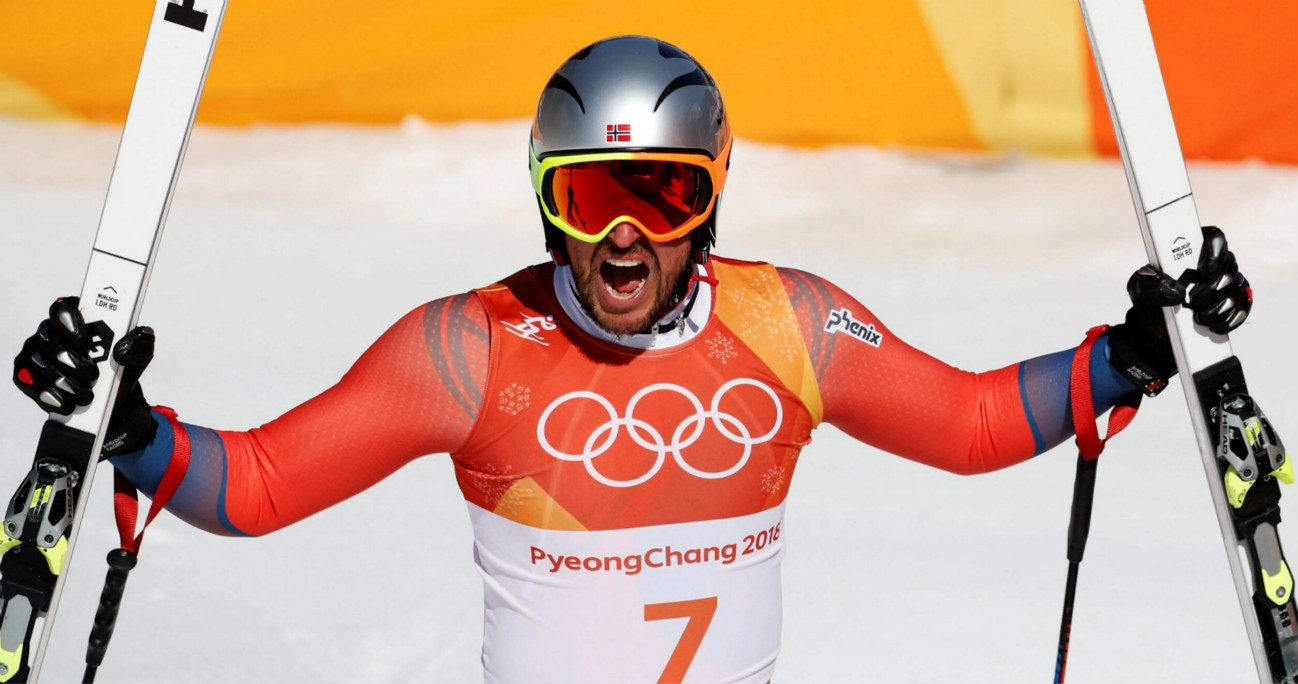 2018 Winter Olympics_Aksel Lund Svindal