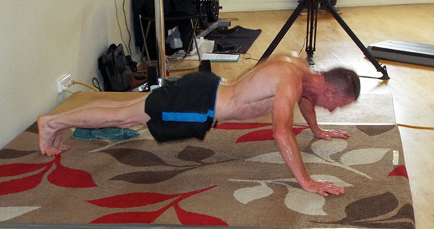 Most push ups in one hour (male)