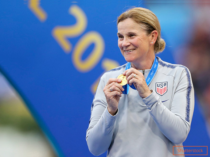 Women's World Cup Jill Ellis